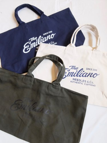Emiliano big tote bag