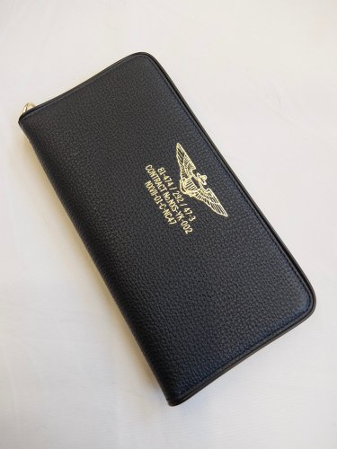 NEXUS 7 NAVAL LONG WALLET