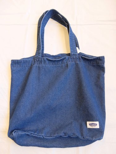 Emiliano DENIM TOTE BAG