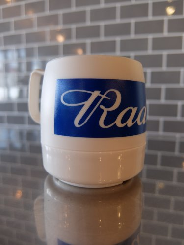RADIALL FLAGS - 8oz MUG CUP