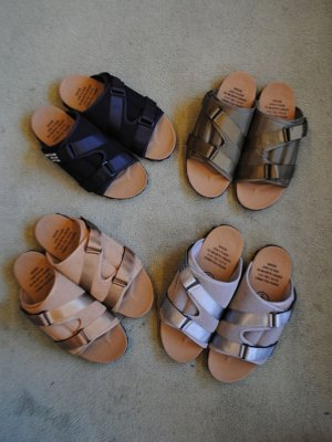 NEXUS 7 TROPICAL FIELD SANDALS