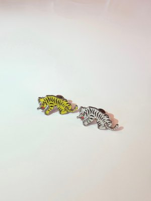 WACKO MARIA TIGER PIN