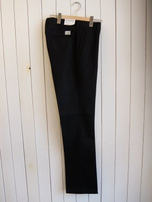 WACKO MARIA REGULAR STRAIGHT STANDARD WOOL TROUSERS