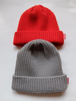 WACKO MARIA WOOL KNIT WATCH CAP