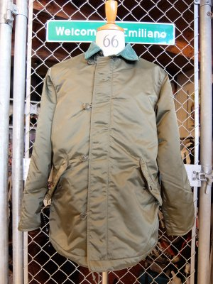 WACKO MARIA IMPERMEABLE DECK JACKET (TYPE-2)
