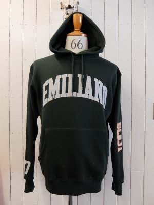 EMILIANO BLAST PULL OVER PARKA