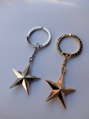 WACKO MARIA STAR KEY HOLDER (TYPE-2)