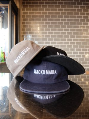 WACKO MARIA 6 PANEL CAP (TYPE-2)
