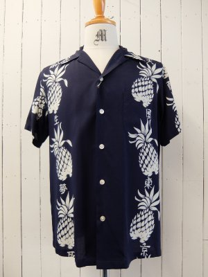 WACKO MARIA HAWAIIAN SHIRT S/S (TYPE-19)