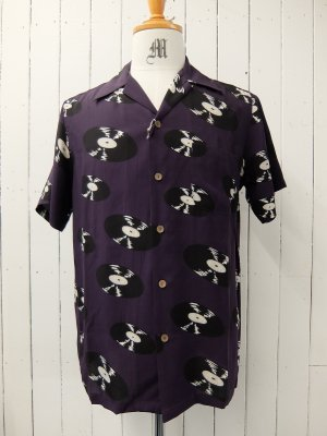 WACKO MARIA HAWAIIAN SHIRT S/S (TYPE-5)