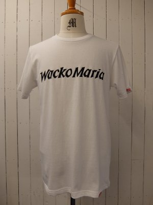 WACKO MARIA HEAVY WEIGHT CREW NECK T-SHIRT (TYPE-2)
