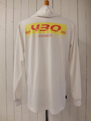430 EXPRESS L/S HOODED TEE
