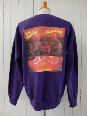 WACKO MARIA CREW NECK SWEAT SHIRT (TYPE-1)