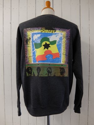 WACKO MARIA CREW NECK SWEAT SHIRT (TYPE-3)