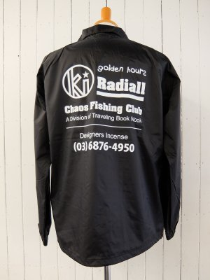 RADIALL GOLDEN HOURS - WINDBREAKER JACKET