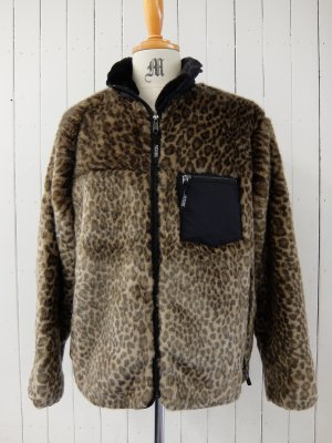 NEXUS 7 LEOPARD RETRO CARDIGAN