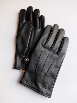WACKO MARIA LEATHER GLOVES