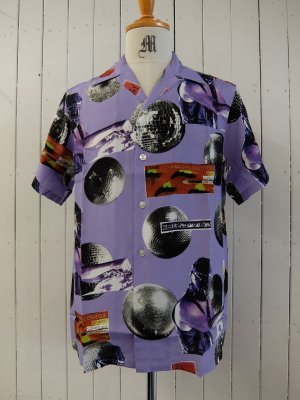 WACKO MARIA DJ HARVEY / S/S HAWAIIAN SHIRT