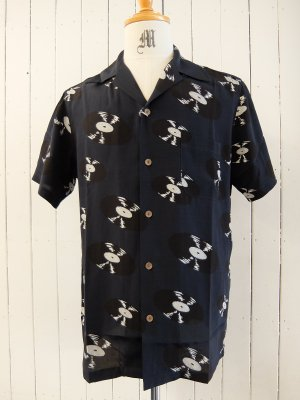 WACKO MARIA HAWAIIAN SHIRT S/S (TYPE-1)