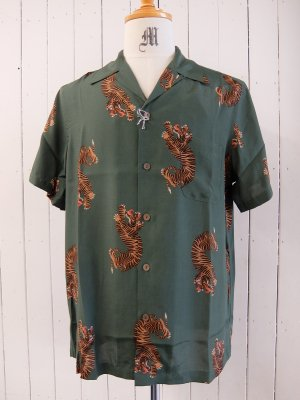WACKO MARIA HAWAIIAN SHIRT S/S (TYPE-2)