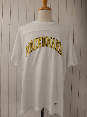 WACKO MARIA FOOTBALL T-SHIRT (TYPE-2)