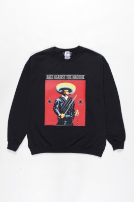 WACKO MARIA RAGE AGAINST THE MACHINE / CREW NECK SWEAT SHIRT (TYPE-1)