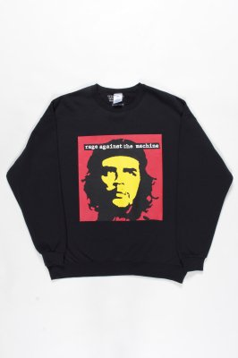 WACKO MARIA RAGE AGAINST THE MACHINE / CREW NECK SWEAT SHIRT (TYPE-2)