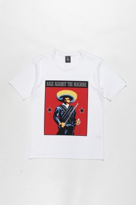 WACKO MARIA RAGE AGAINST THE MACHINE / WASHED HEAVY WEIGHT CREW NECK T-SHIRT (TYPE-1)