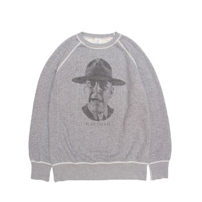 NEXUSVII HARTMAN CREW NECK SWEAT