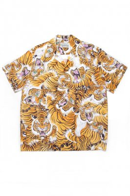 WACKO MARIA TIM LEHI / S/S HAWAIIAN SHIRT ( TYPE-1 )