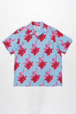 WACKO MARIA HAWAIIAN SHIRT S/S ( TYPE-2 )