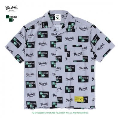 CLUCT BREAKING BAD S/S SHIRTS
