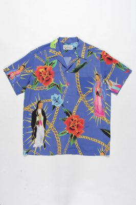 WACKO MARIA HAWAIIAN SHIRT S/S ( TYPE-3 )