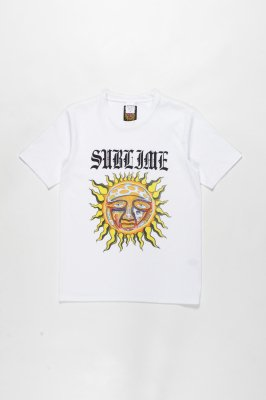 WACKO MARIA SUBLIME / WASHED HEAVY WEIGHT CREW NECK T-SHIRT ( TYPE-5 )