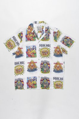 WACKO MARIA SUBLIME / S/S HAWAIIAN SHIRT ( TYPE-2 )