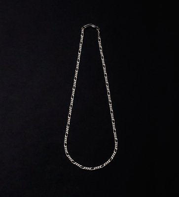 ANTIDOTE BUYERS CLUB Figaro Chain (M) (Silver) [RX-1003-M]