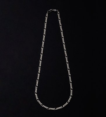 ANTIDOTE BUYERS CLUB Figaro  Chain (L) (Silver) [RX-1003-L]