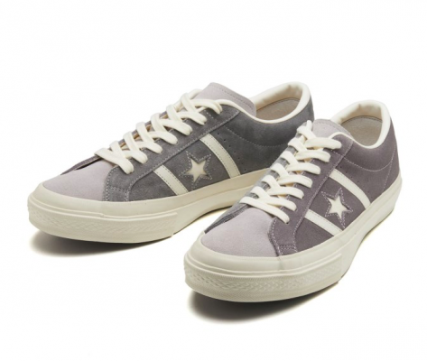 CONVERSE STAR&BARS MULTISUEDE