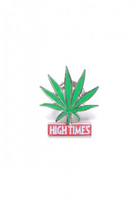 WACKO MARIA HIGHTIMES / MARIJUANA PIN