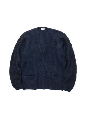 RADIALL DOWN HOME - CARDIGAN SWEATER L/S