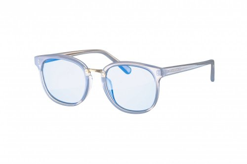 EVILACT CROUCH frost glass / blue lens