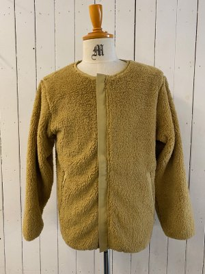 EMILIANO ORIGINAL FLEECE CARDIGAN