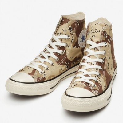 CONVERSE ALL STAR US CAMO HI