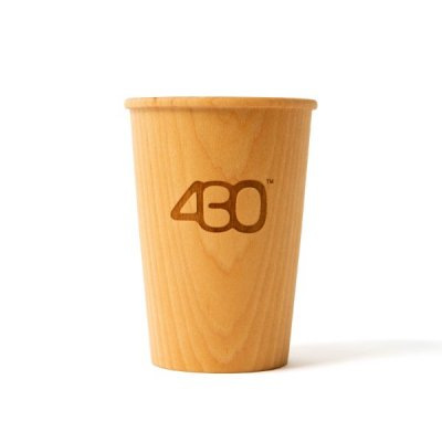 430 ICON WOOD CUP