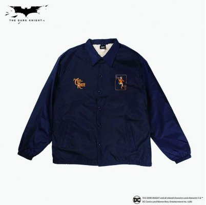 CUTRATE JOKER NYLON COACH JACKET