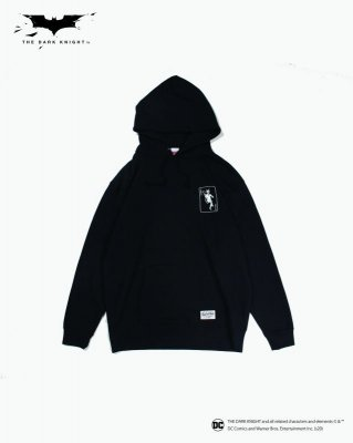 CUTRATE THE JOKER SWEAT PARKA