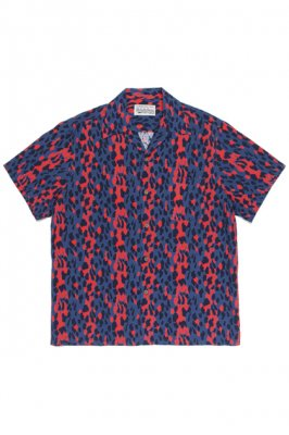 WACKO MARIA HAWAIIAN SHIRT S/S ( TYPE-6 )