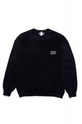 WACKO MARIA CREW NECK SWEAT SHIRT (TYPE-2)