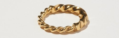 RADIALL TWIST - PINKY RING
