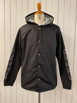 EMILIANO NYLON HOOD COACH JACKET